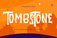 Tombstone Font Product Image 1