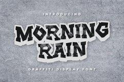 MorningRain Font Product Image 1