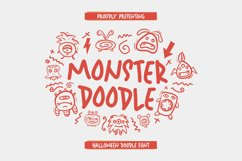 MonsterDoodle Font Product Image 1