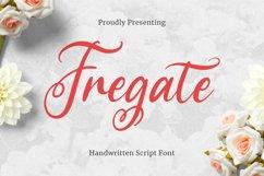Fregate Font Product Image 1