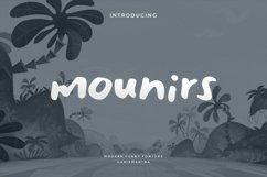 Mounirs Product Image 1