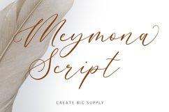 Meymona Script Product Image 1
