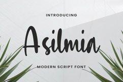 Asilmia Font Product Image 1