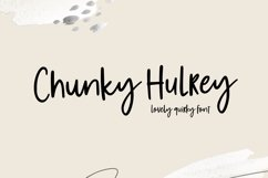 Chunky Hulrey Product Image 1