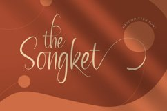 The Songket Product Image 1