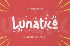 Lunatico Font Product Image 1