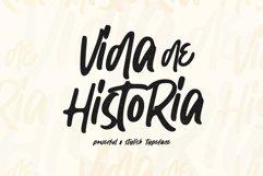 Vida de Historia - Stylish Typeface Product Image 1