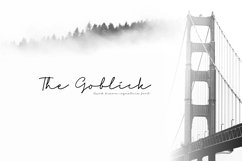 Web Font - The Goblick Product Image 1