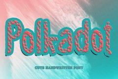 Polkadot Product Image 1