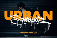 Urban Starblues - Font Duo Product Image 1