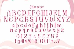 Web Font Shenia Product Image 2