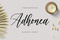 Adhonea Font Product Image 1