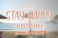 Stay Happy Sunshine Product Image 1