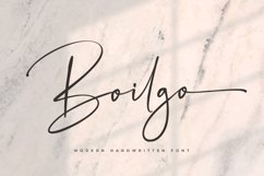 Calligraphy Font Bundle| 45 Fonts Collections Product Image 3