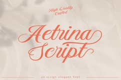 Aetrina Script Product Image 1