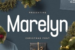 Marelyn Font Product Image 1