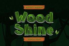 Woodshine Font Product Image 1