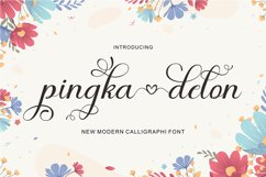Pingka Delon Product Image 1