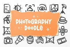 PhotographyDoodle Font Product Image 1