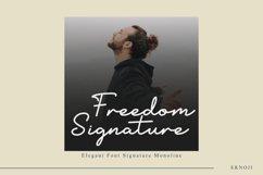 Freedom Signature Product Image 1