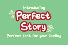 Perfect Story Product Image 1