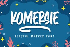 Komersie - Playful Marker Product Image 1