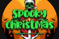 Spooky Christmas Product Image 1