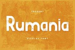 Rumania Font Product Image 1