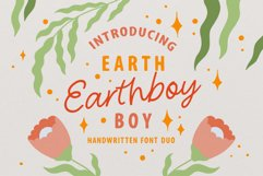 Earthboy Font Duo Product Image 1