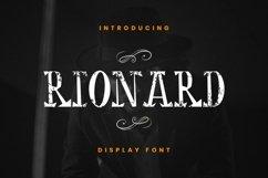 Rionard Font Product Image 1