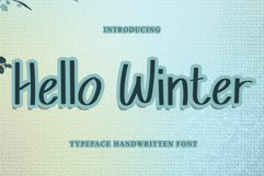 Hello Winter Product Image 1