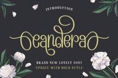 Candera Font Product Image 1