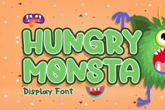 Hungry Monsta Product Image 1