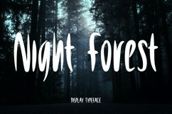 Night Forest Product Image 1
