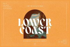 Lower Coast | Serif Display Product Image 1