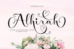 Romantic Script Fonts Collection Product Image 6