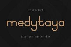 Medytaya Font Product Image 1