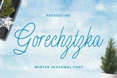 Gorechtzka Font Product Image 1