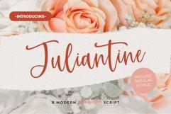 Juliantine - Handwritten Product Image 1