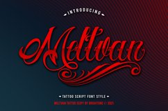 meltvan   tattoo style Product Image 1
