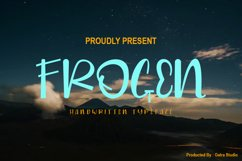 Frogen Product Image 1