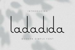 Ladadida Font Product Image 2