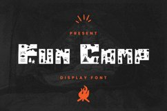 Fun Camp Font Product Image 1