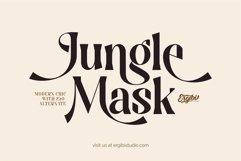Jungle Mask - Modern Font Product Image 1