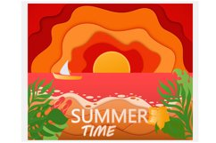 Summer backgrounds Product Image 2