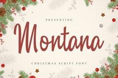 Montana Font Product Image 1