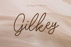 Gilkey - Elegant Script Product Image 1