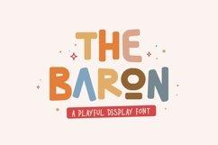 BAroN Font Product Image 1