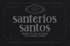 Santerios Santos  Product Image 1