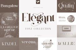 Elegant Font Collection - 15 fonts Product Image 1